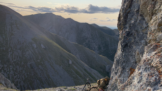 Securing water in the backcountry is key for hunter survival.